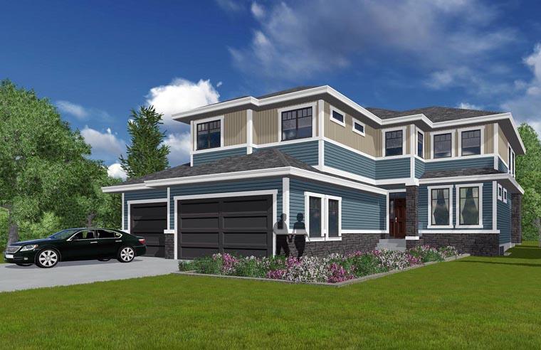 House Plan 81166