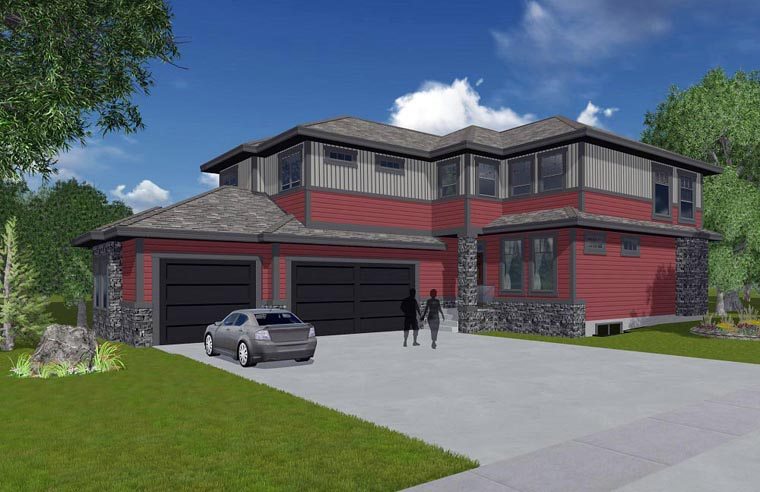 House Plan 81167