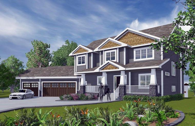 House Plan 81170