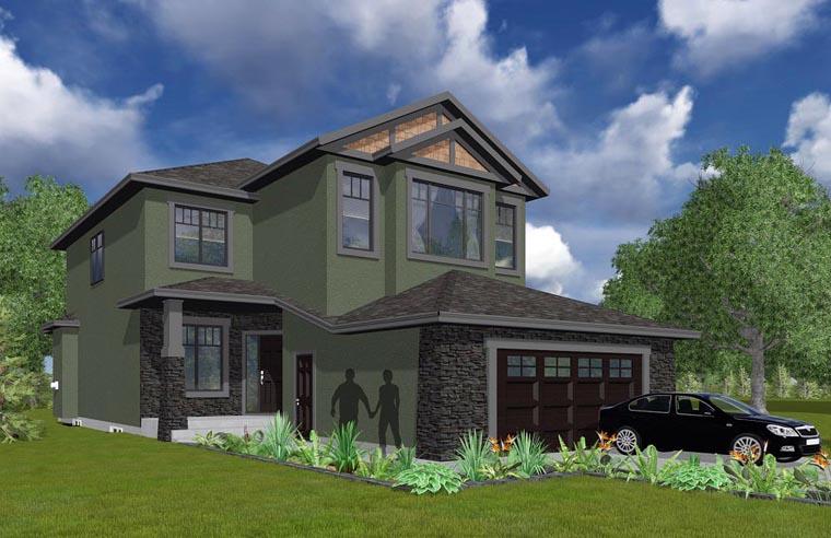 House Plan 81171