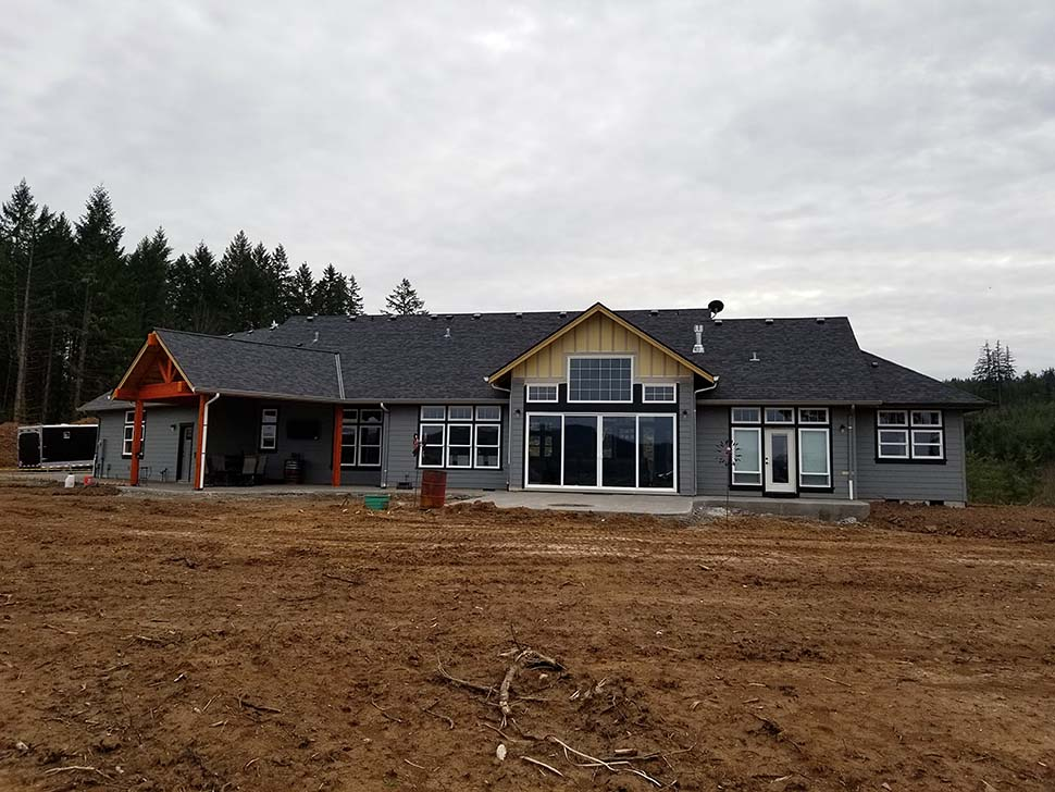 Craftsman, Ranch House Plan 81200 with 3 Beds, 3 Baths, 3 Car Garage Picture 7