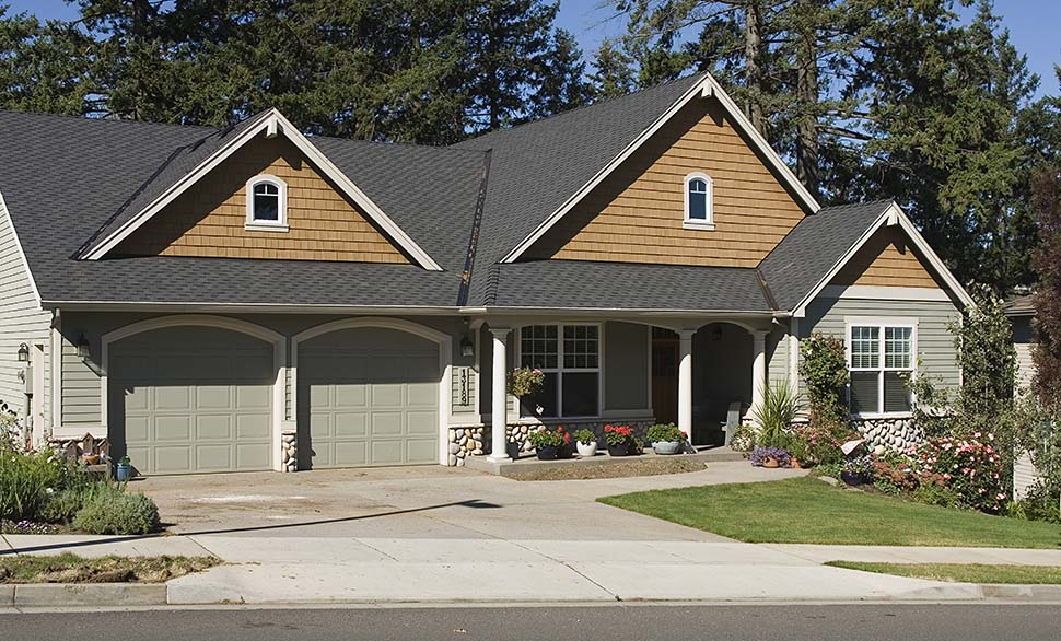 Cottage, Craftsman, French Country, Traditional House Plan 81202 with 3 Beds, 3 Baths, 2 Car Garage Picture 7