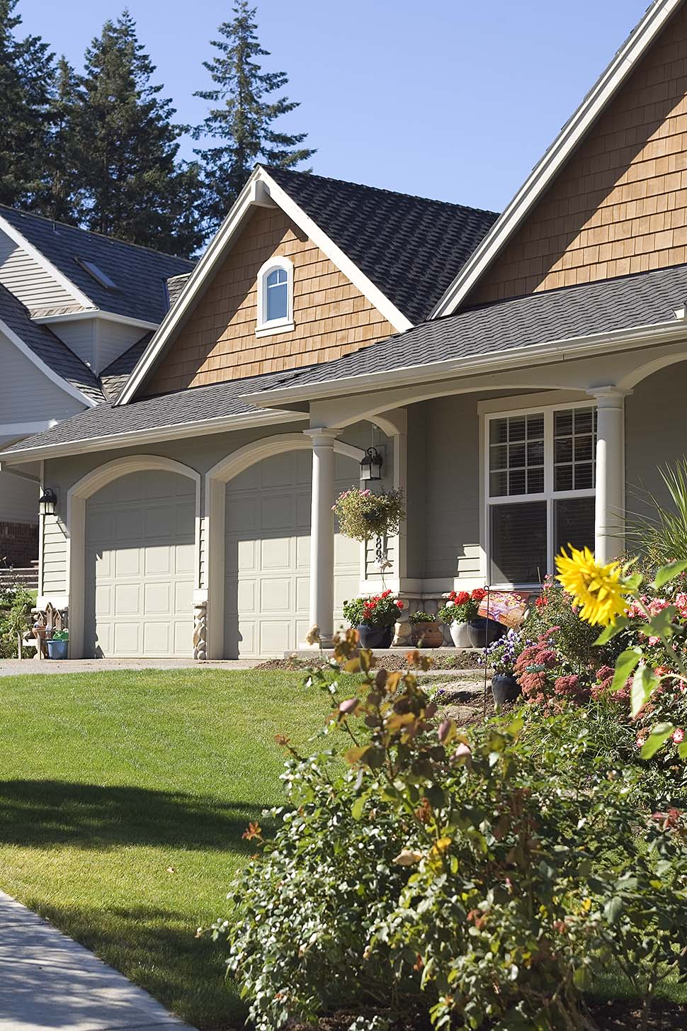 Cottage, Craftsman, French Country, Traditional House Plan 81202 with 3 Beds, 3 Baths, 2 Car Garage Picture 9
