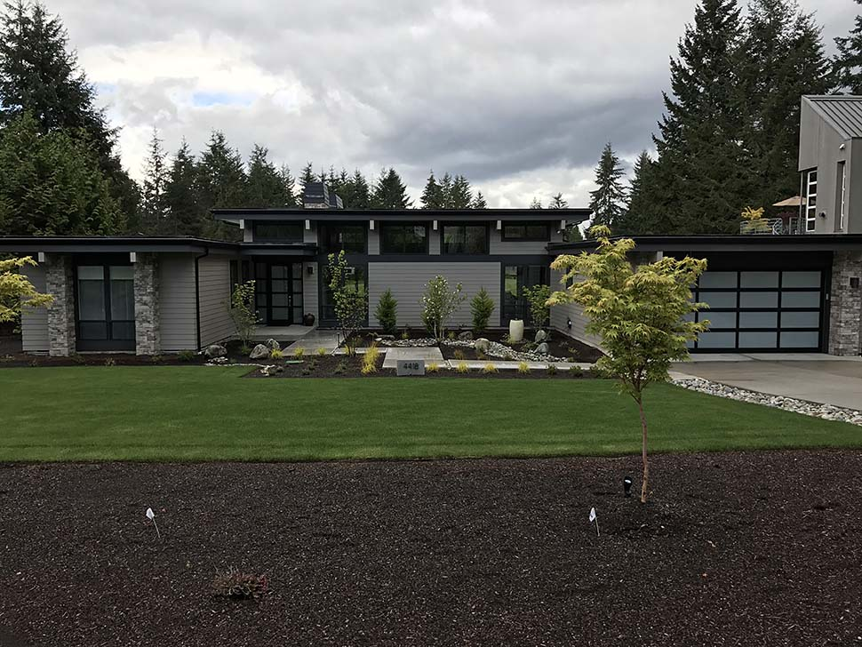 Contemporary, Modern House Plan 81203 with 3 Beds, 3 Baths, 2 Car Garage Picture 7