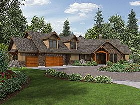 House Plan 81208