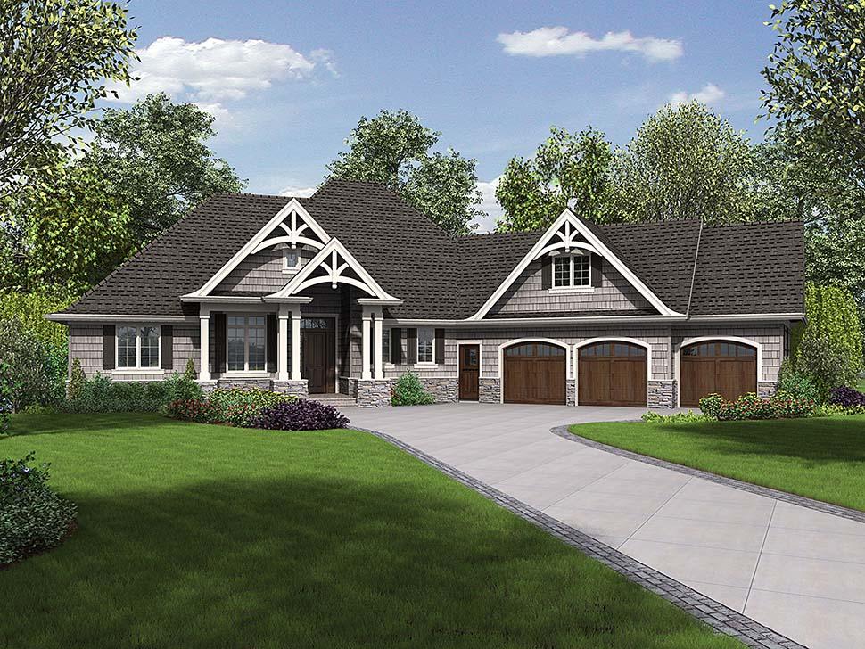 House Plan 81218