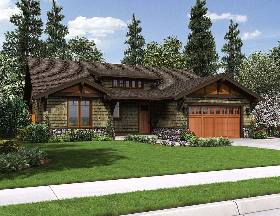 House Plan 81221