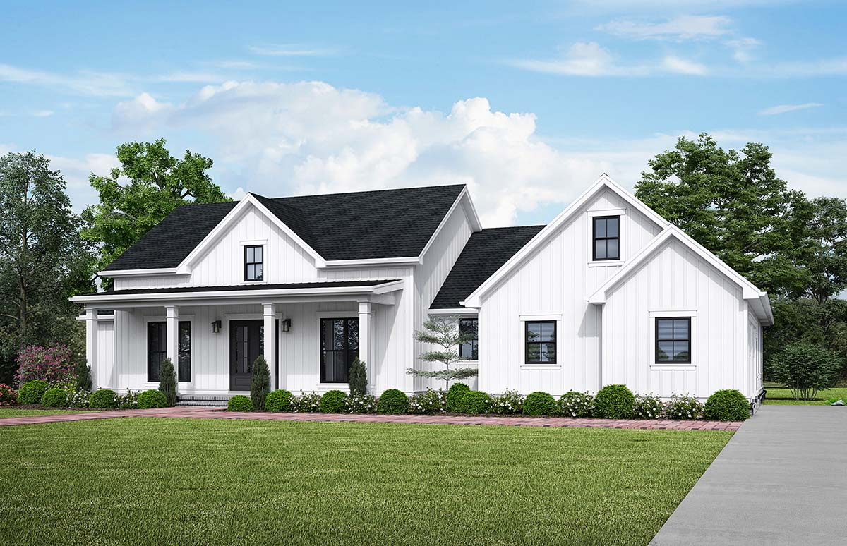 House Plan 81242