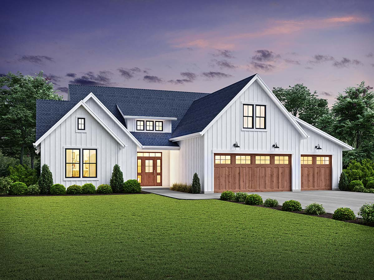 House Plan 81245