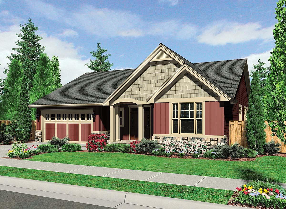 House Plan 81246