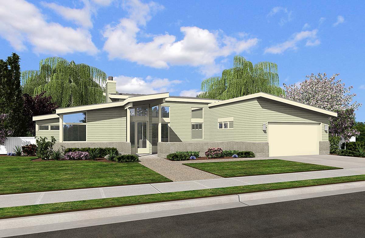 House Plan 81250