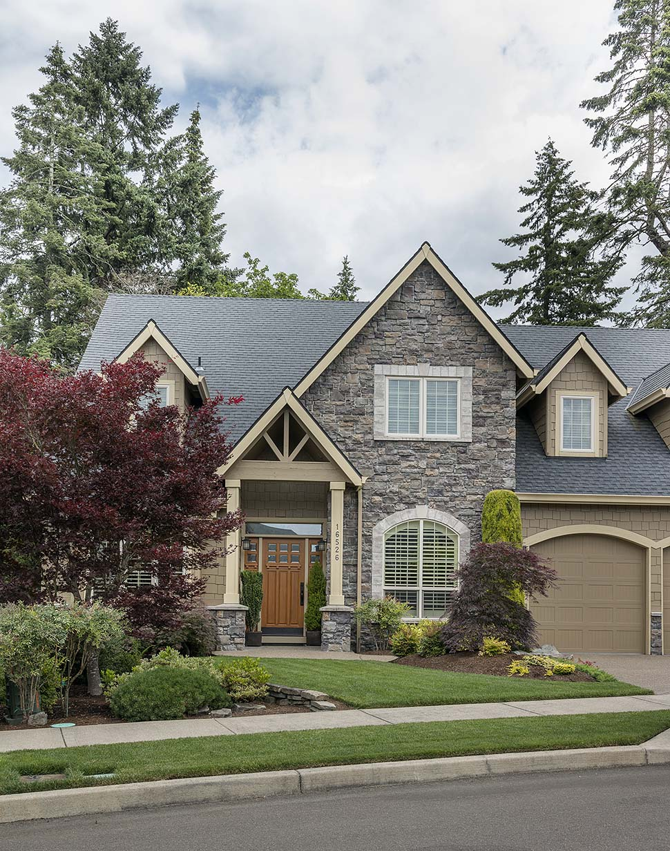 Craftsman, European, French Country, Traditional House Plan 81255 with 4 Beds, 3 Baths, 3 Car Garage Picture 10