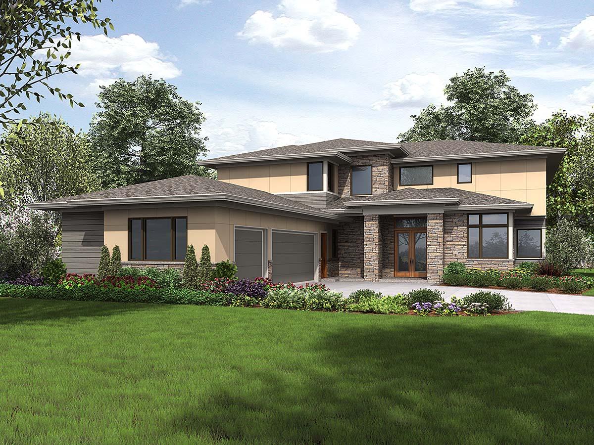 House Plan 81259