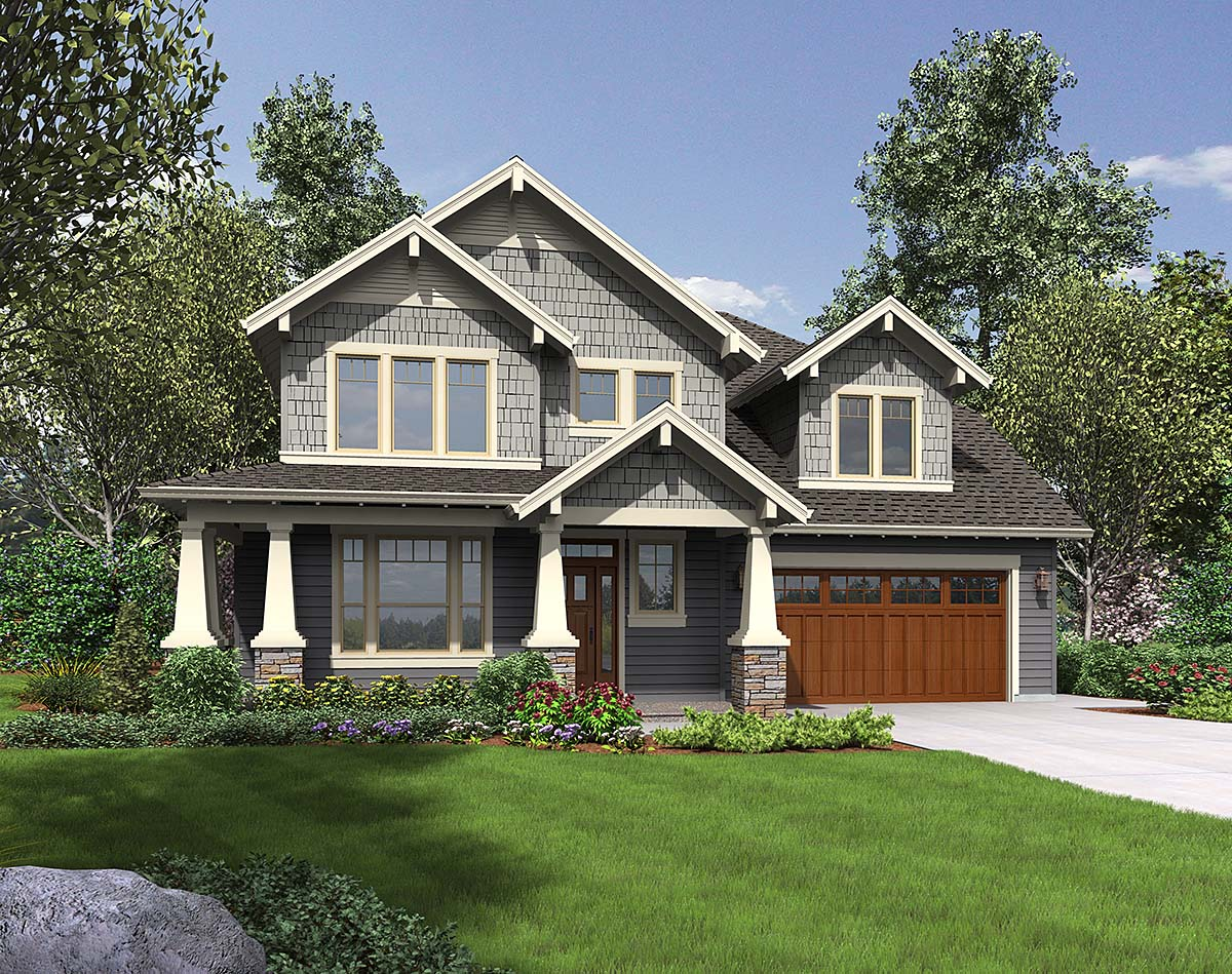 House Plan 81265
