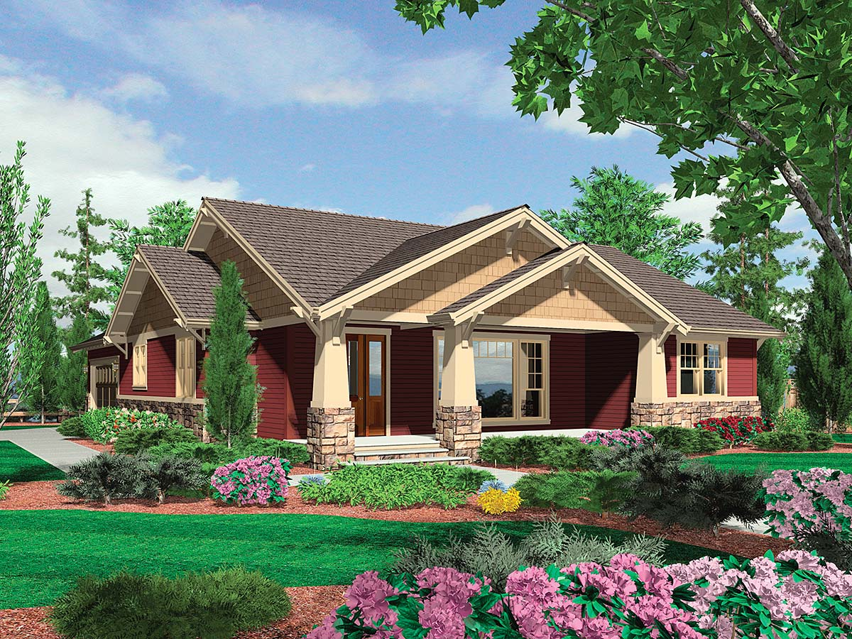 House Plan 81270