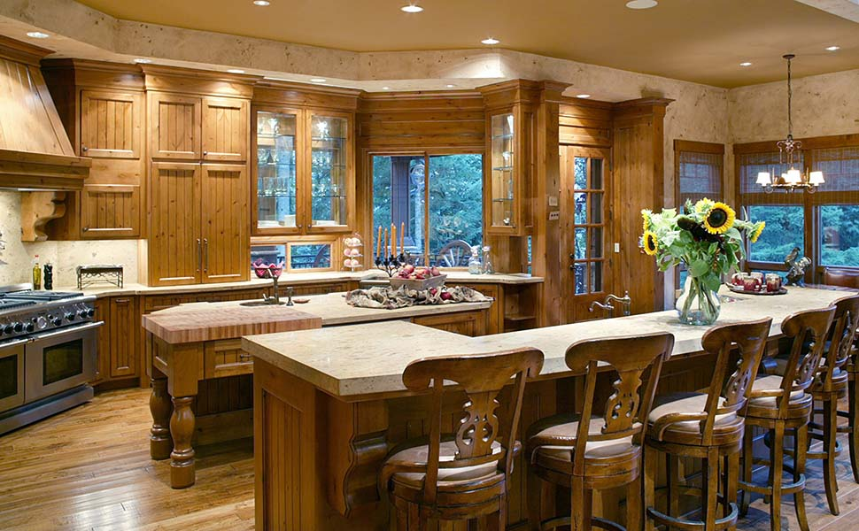 Craftsman, Tuscan House Plan 81271 with 4 Beds, 5 Baths, 4 Car Garage Picture 9