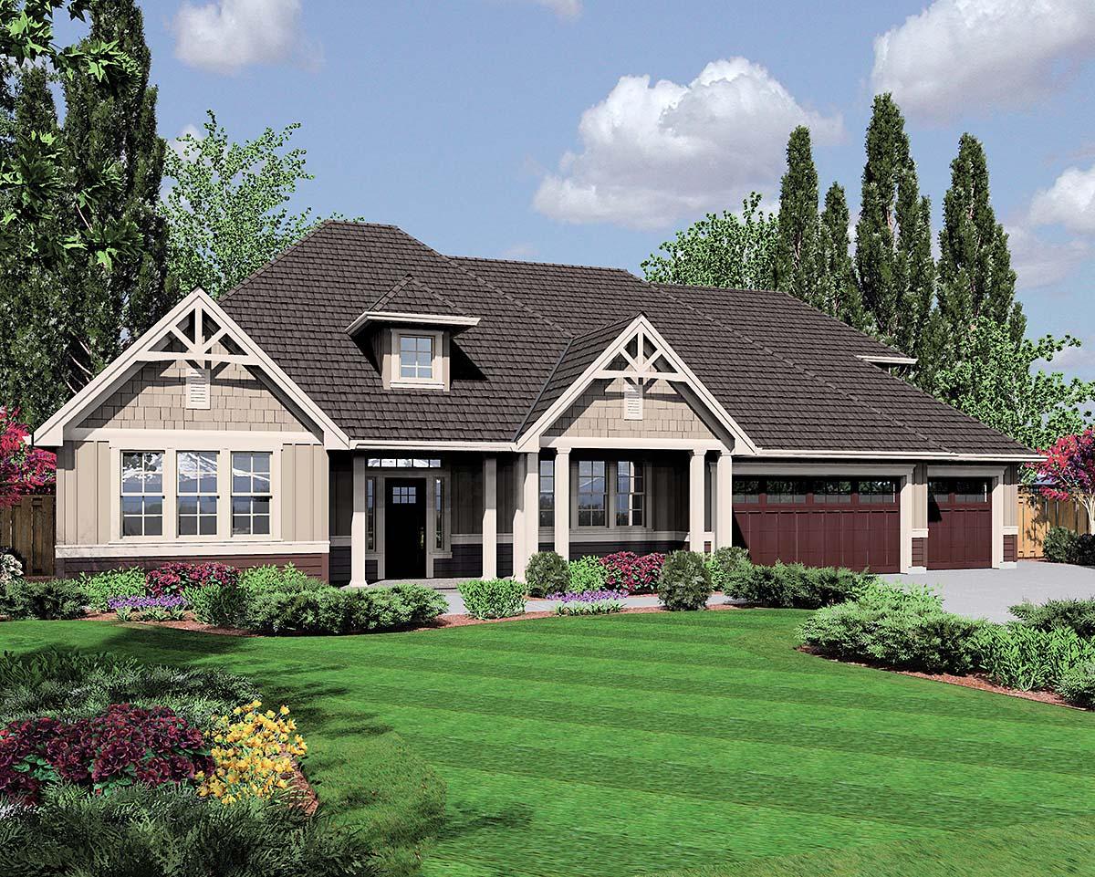 House Plan 81280