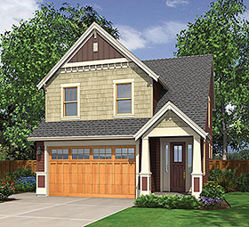 House Plan 81281