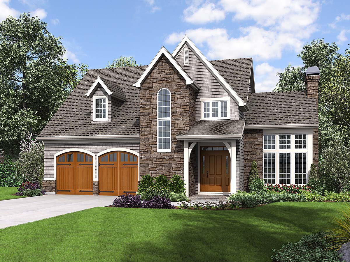 House Plan 81282