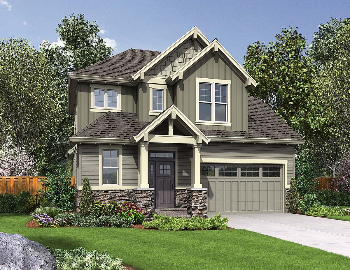 House Plan 81283