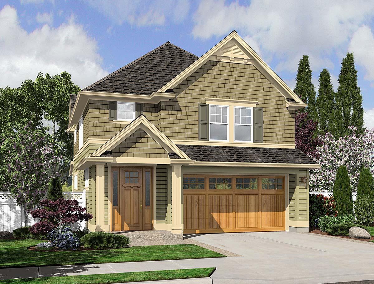House Plan 81284