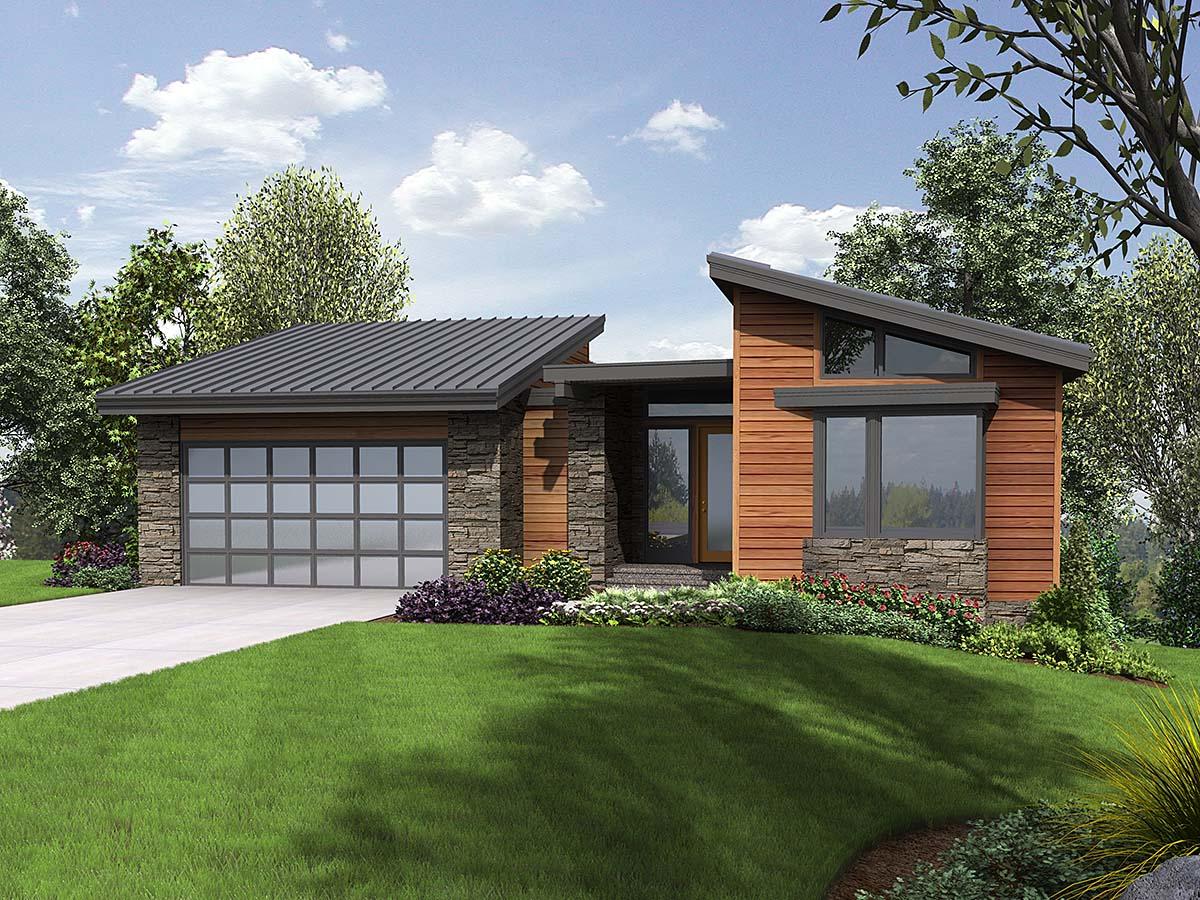 House Plan 81287