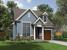 House Plan 81293