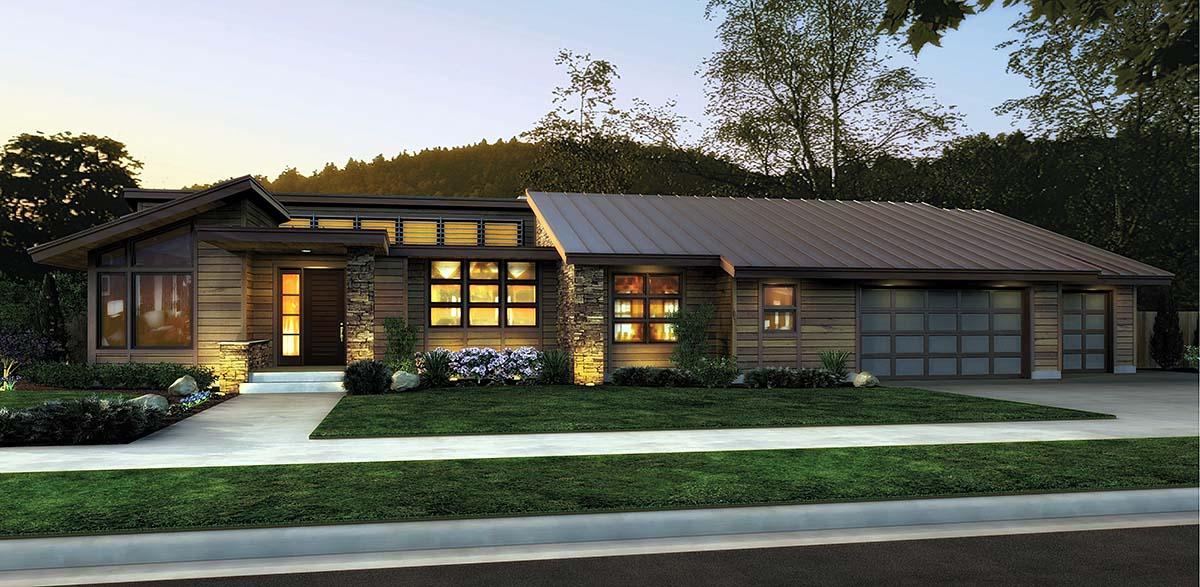 House Plan 81306
