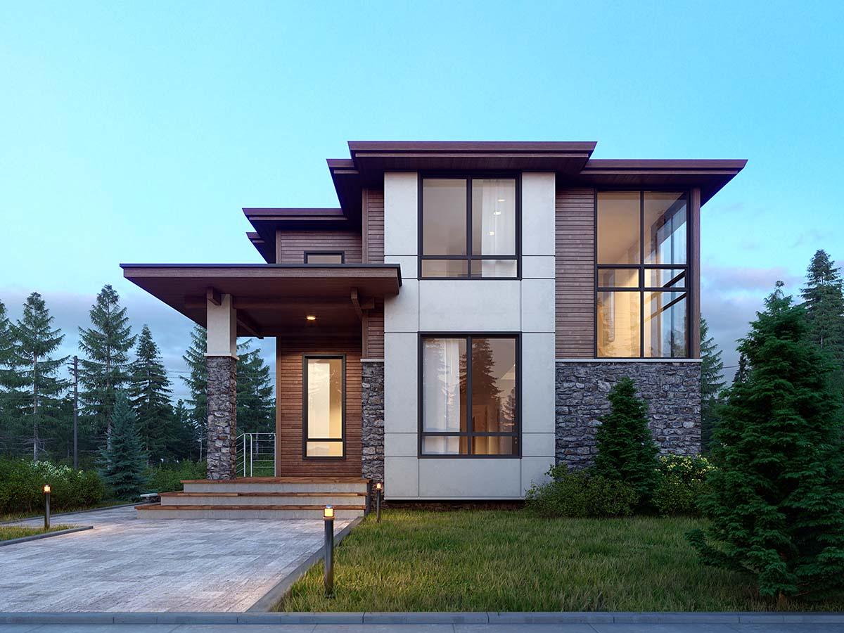 House Plan 81901