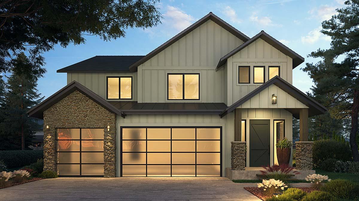 House Plan 81907