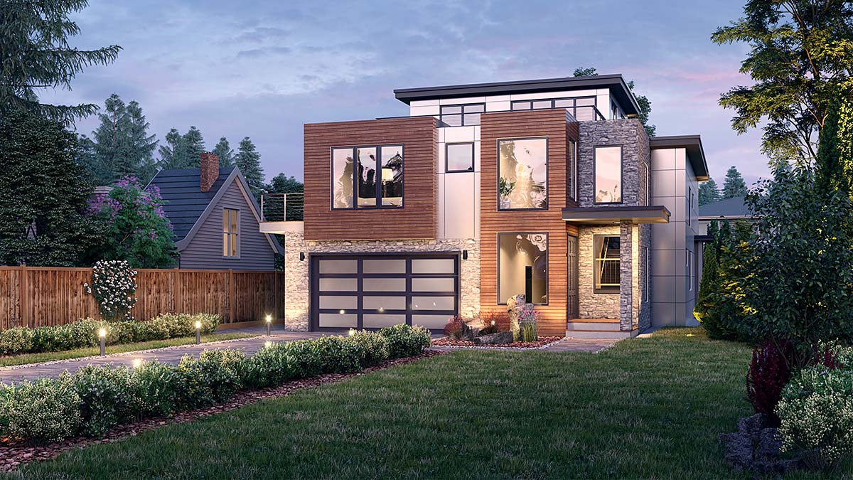 House Plan 81908