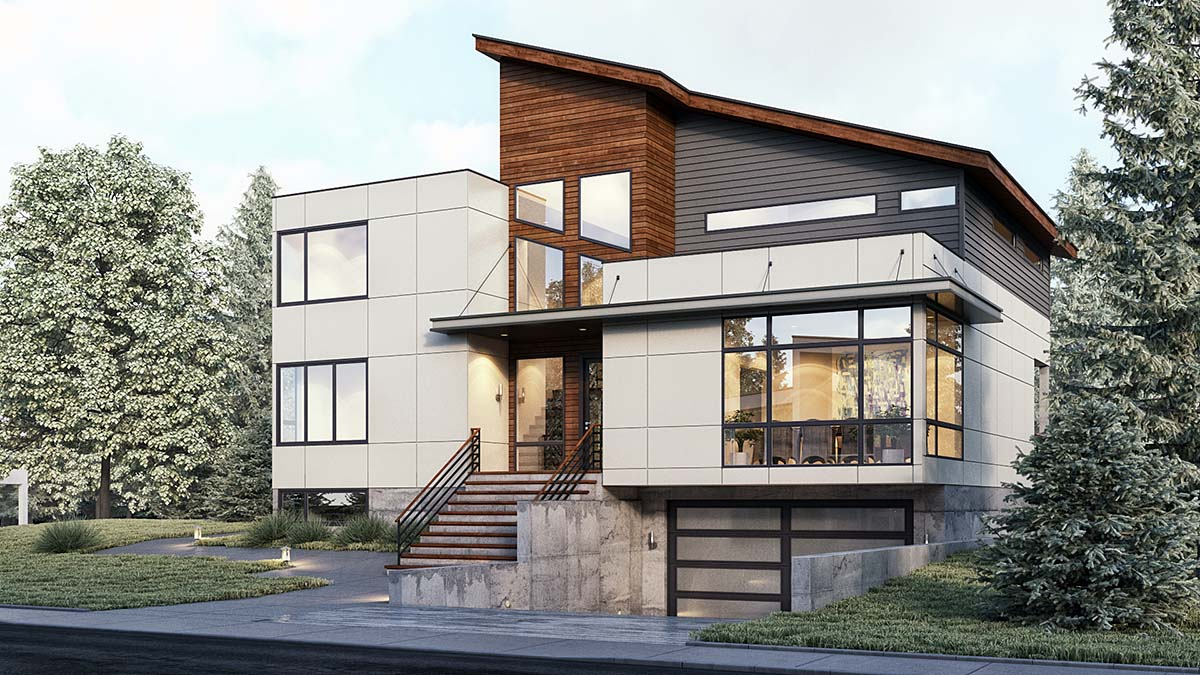 House Plan 81914
