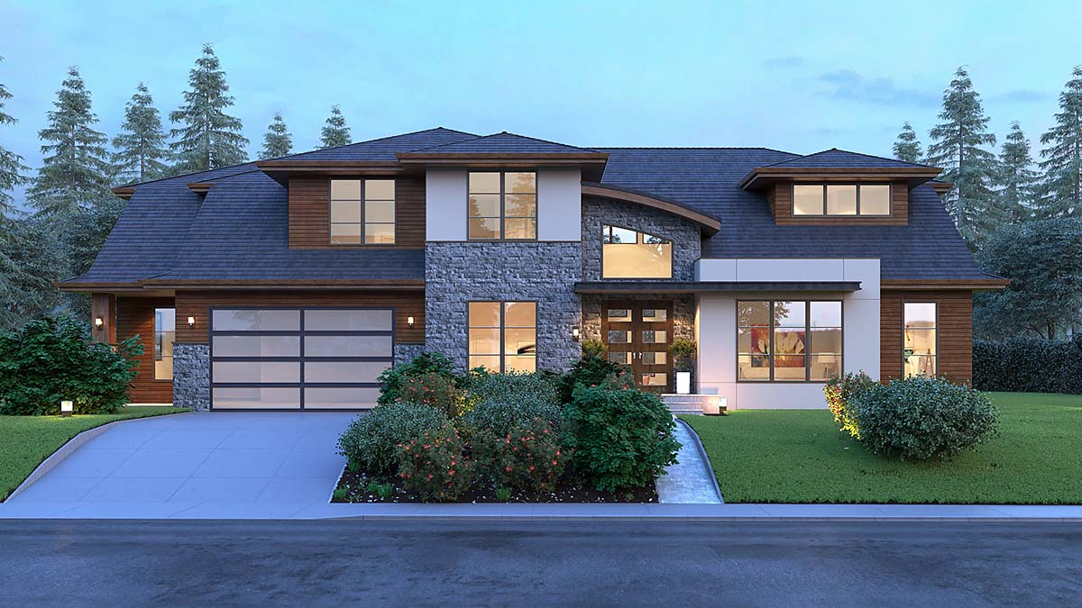 House Plan 81917