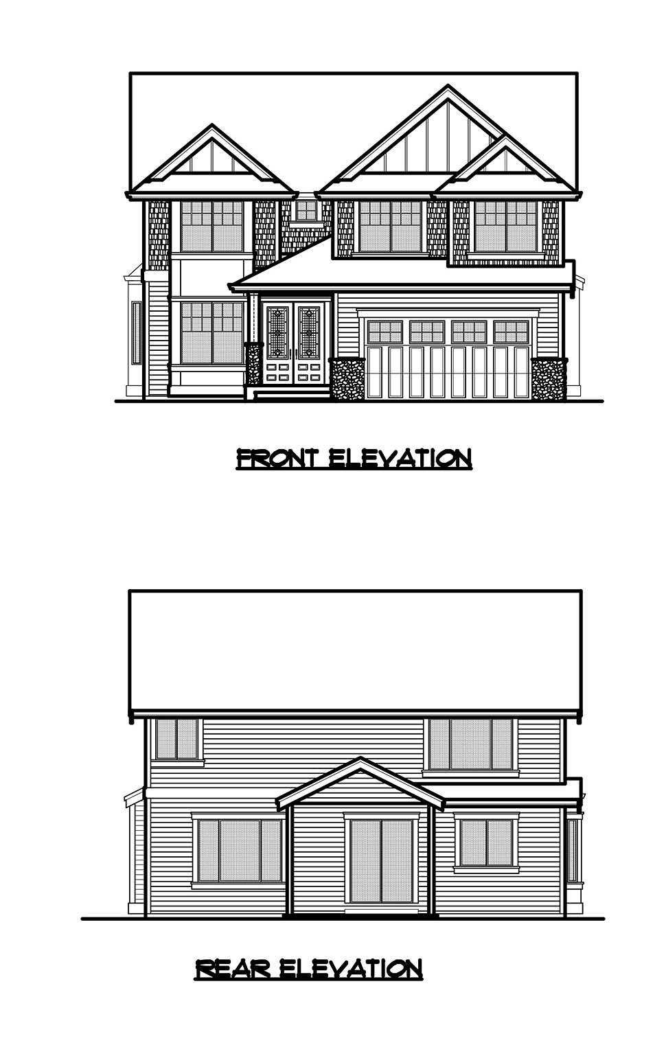 Craftsman, Traditional House Plan 81924 with 4 Beds, 3 Baths, 2 Car Garage Picture 17