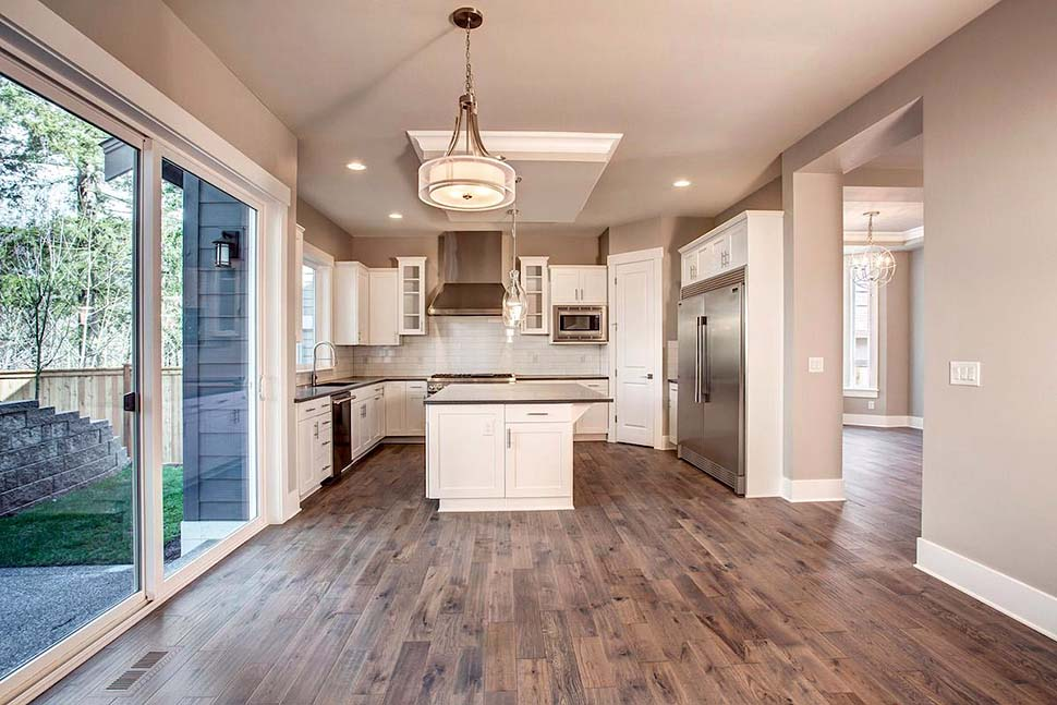 Craftsman, Traditional House Plan 81924 with 4 Beds, 3 Baths, 2 Car Garage Picture 4