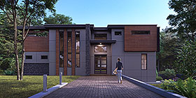 House Plan 81928