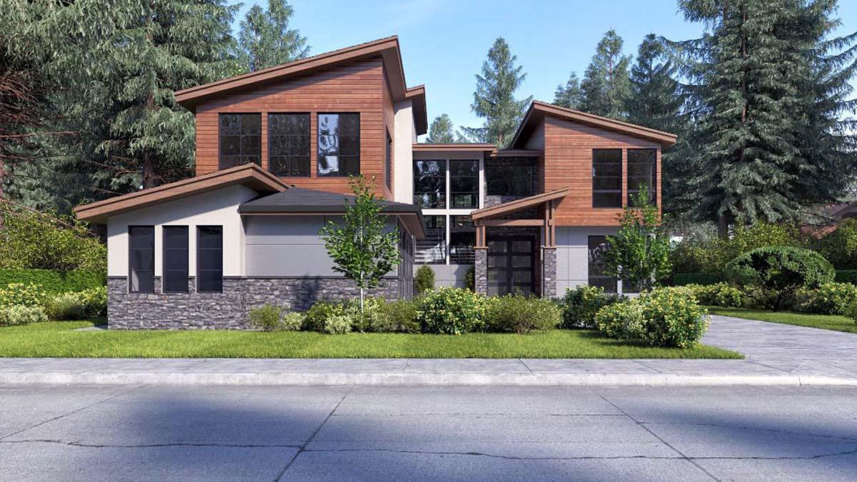 House Plan 81932
