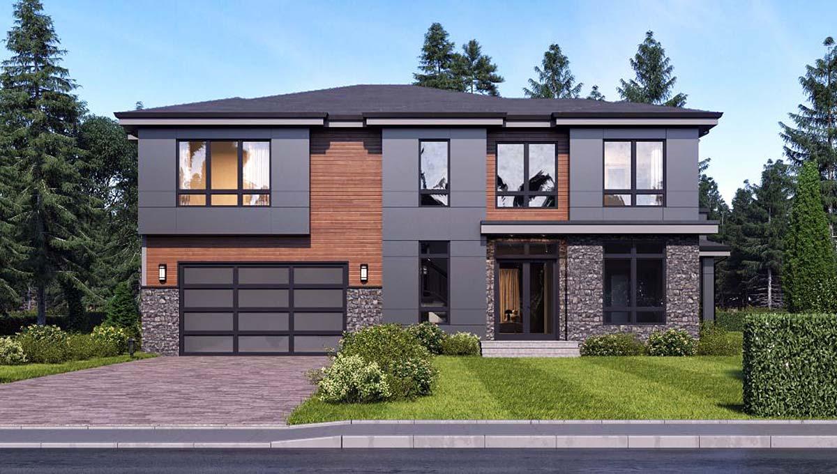 House Plan 81935