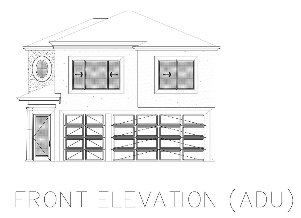 Mediterranean House Plan 81941 with 4 Beds, 5 Baths Picture 8
