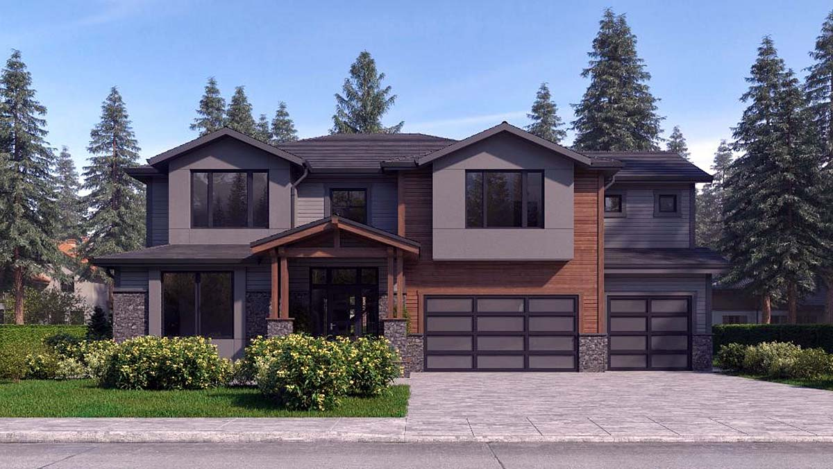 House Plan 81944