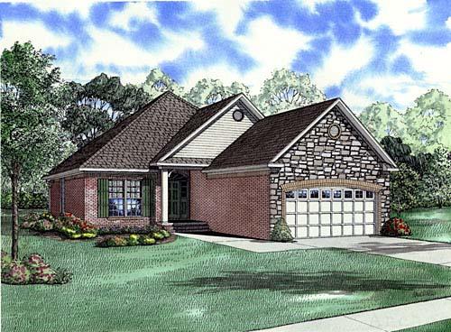 House Plan 82001