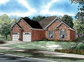 Plan Number 82005 - 1472 Square Feet
