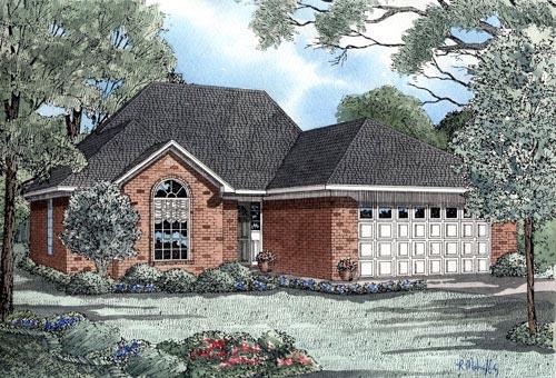 House Plan 82027