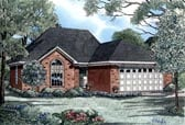 Plan Number 82027 - 1461 Square Feet