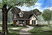 Plan Number 82029 - 985 Square Feet