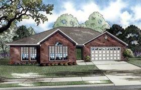 House Plan 82031