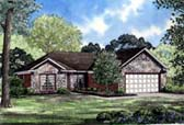 Plan Number 82032 - 1474 Square Feet