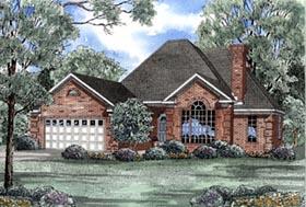 House Plan 82037