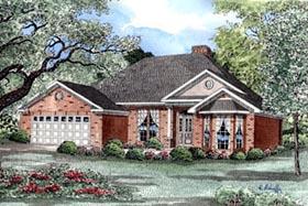 House Plan 82038