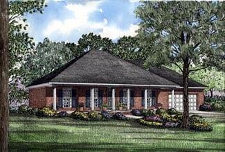 House Plan 82050